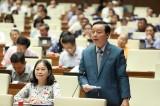 Bộ trưởng TNMT: Chống ô nhiễm môi trường như chống giặc