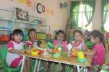 Xã hội hóa chăm lo trẻ em