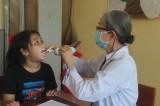 500 trẻ em được khám bệnh, phát thuốc miễn phí