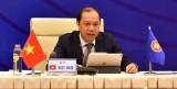 """""""Covid-19 không thể ngăn ASEAN hiện thực hóa mục tiêu và ưu tiên"""""""