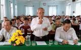Cử tri Tân Thạnh kiến nghị nhiều vấn đề về nông nghiệp