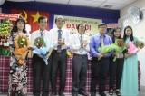 Nhà thơ Võ Mạnh Hảo đắc cử Chi hội trưởng Chi hội Văn học tỉnh Long An