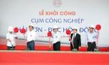 Khởi công Cụm công nghiệp Hải Sơn – Đức Hòa Đông
