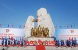 Phó Thủ tướng Trương Hòa Bình dự lễ ra quân Chiến dịch Thanh niên tình nguyện