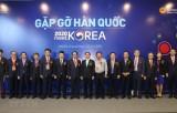 Việt Nam-Hàn Quốc phấn đấu đạt kim ngạch thương mại 100 tỷ USD