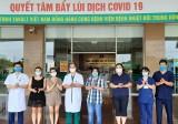 Ngày 2/7, thêm 4 bệnh nhân Covid-19 được điều trị khỏi