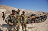Giao tranh ác liệt giữa quân chính phủ Syria và các tay súng IS