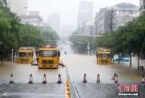 Mưa lũ Trung Quốc:Hồ Bắc báo động đỏ, 1 huyện ở An Huy hủy thi đại học