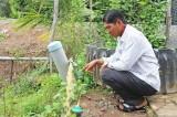 Thủ Thừa: 30 hộ dân thiếu nước sạch sử dụng