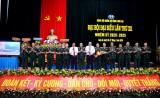 Đại hội Đảng bộ Quân sự tỉnh Long An thành công tốt đẹp