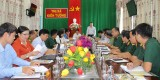 Viện Pasteur TP. Hồ Chí Minh kiểm tra công tác cách ly tại cơ sở cách ly tập trung phòng, chống Covid-19