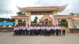Tự hào là quê hương của cố luật sư Nguyễn Hữu Thọ