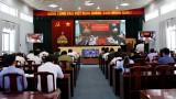 Long An: Hội nghị báo cáo viên Trung ương tháng 7/2020