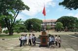 Ở một ngôi trường mang tên Nguyễn Hữu Thọ