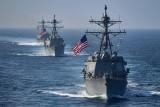 """Mỹ khẳng định lập trường về Biển Đông, buộc Trung Quốc phải """"trả giá"""""""