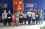 Hội Liên hiệp Phụ nữ thị trấn Thủ Thừa: Làm theo gương Bác
