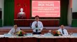 Trao đổi kinh nghiệm giữa các Ban HĐND tỉnh Long An và các Ban HĐND cấp huyện