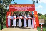 Đức Huệ: Tổng Lãnh sự Nhật Bản tại TP.HCM dự lễ khánh thành cầu Nhật Việt 5
