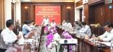 Các nhà khoa học, doanh nghiệp đóng góp dự thảo báo cáo chính trị Đại hội đại biểu Đảng bộ tỉnh Long An lần thứ XI