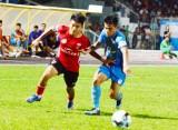 Long An - Phố Hiến: Một điểm đầu tiên cho tân Huấn luyện viên Phan Văn Giàu
