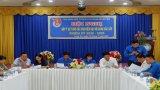 Đoàn khối Cơ quan và Doanh nghiệp tỉnh Long An đóng góp dự thảo văn kiện Đại hội Đảng các cấp