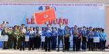 Long An: Ra quân các Chương trình và Chiến dịch Tình nguyện hè năm 2020