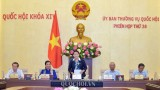 Ủy ban Thường vụ Quốc hội ban hành Chương trình giám sát năm 2021