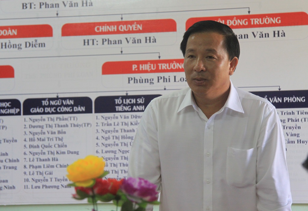 Vice Chairman of the Provincial People's Committee - Mr. Nguyen Van Ut emphasizes: