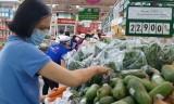 Hàng hóa giảm giá sâu trong tháng khuyến mại tập trung quốc gia