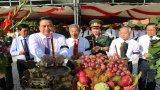 Long An: Truy điệu, an táng hài cốt liệt sĩ quân tình nguyện Việt Nam hy sinh tại Campuchia