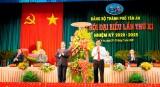 Khai mạc Đại hội đại biểu Đảng bộ TP.Tân An, lần thứ XI, nhiệm kỳ 2020-2025