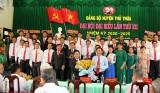 Ông Nguyễn Đăng Minh Xuân tái đắc cử chức vụ Bí thư Huyện ủy Thủ Thừa