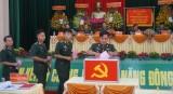 Khai mạc đại hội đại biểu Đảng bộ Bộ đội Biên phòng tỉnh Long An