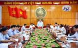 Thông qua nội dung, nhân sự Đại hội Đại biểu Đảng bộ khối Cơ quan và Doanh nghiệp tỉnh Long An