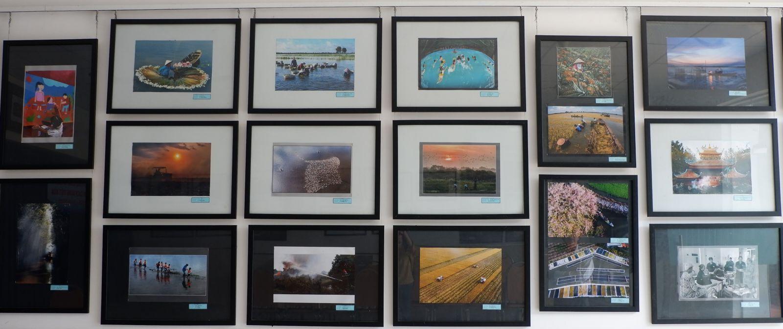 Cuộc thi ảnh nghệ thuật Long An quê hương tôi qua các năm
