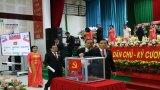 41 đồng chí vào Ban chấp hành Đảng bộ huyện Đức Hòa khóa XII, nhiệm kỳ 2020-2025