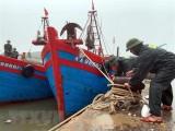Bão số 2 suy yếu thành áp thấp nhiệt đới, đi vào Ninh Bình, Thanh Hóa