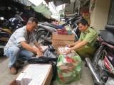 Long An: Lực lượng 389 tịch thu gần 1,4 triệu gói thuốc lá nhập lậu
