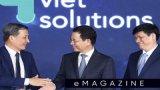 Những giải thưởng không được công bố của Viet Solutions