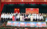 Ông Nguyễn Minh Lâm tái đắc cử Bí thư Thị ủy Kiến Tường nhiệm kỳ 2020-2025