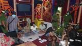 An Giang: 19 đối tượng dương tính với ma túy trong quán karaoke