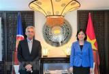 Thúc đẩy hợp tác giữa Việt Nam và tổ chức Trung tâm Phương Nam