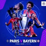 Lịch thi đấu chung kết Champions League 19/20: Đại tiệc bóng đá tấn công