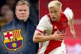MU trở lại Alex Sandro, Barca sắp đón Van de Beek