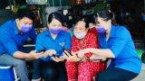 Long An: 188 đội hình tình nguyện ra quân hỗ trợ người dân toàn tỉnh cài phần mềm Bluezone