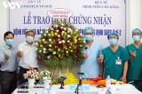Thứ trưởng Nguyễn Trường Sơn: Bước đầu kiểm soát được dịch ở TP Đà Nẵng