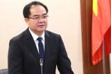 Trưởng ban Tôn giáo Chính phủ giữ chức Thứ trưởng Bộ Nội vụ