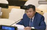 Việt Nam thay mặt ASEAN kêu gọi hướng tới giải trừ quân bị hạt nhân