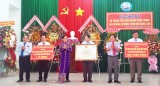 Thanh Phú Long đạt chuẩn xã nông thôn mới nâng cao