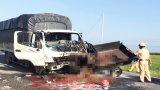 Xe tải va chạm ba gác máy, 1 người tử vong tại chỗ